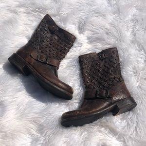 Frye Jenna Disc Short Boot